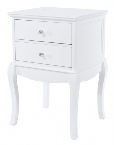 Options Lyon 2 Drawer Bedside